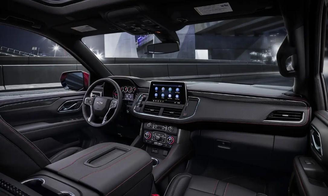 2021 Chevy Tahoe Interior