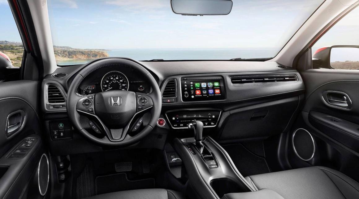 2021 Honda HRV Interior