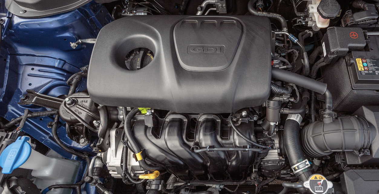 2021 Hyundai Accent Engine