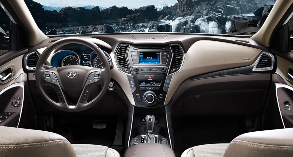 2021 Hyundai Santa Cruz Interior