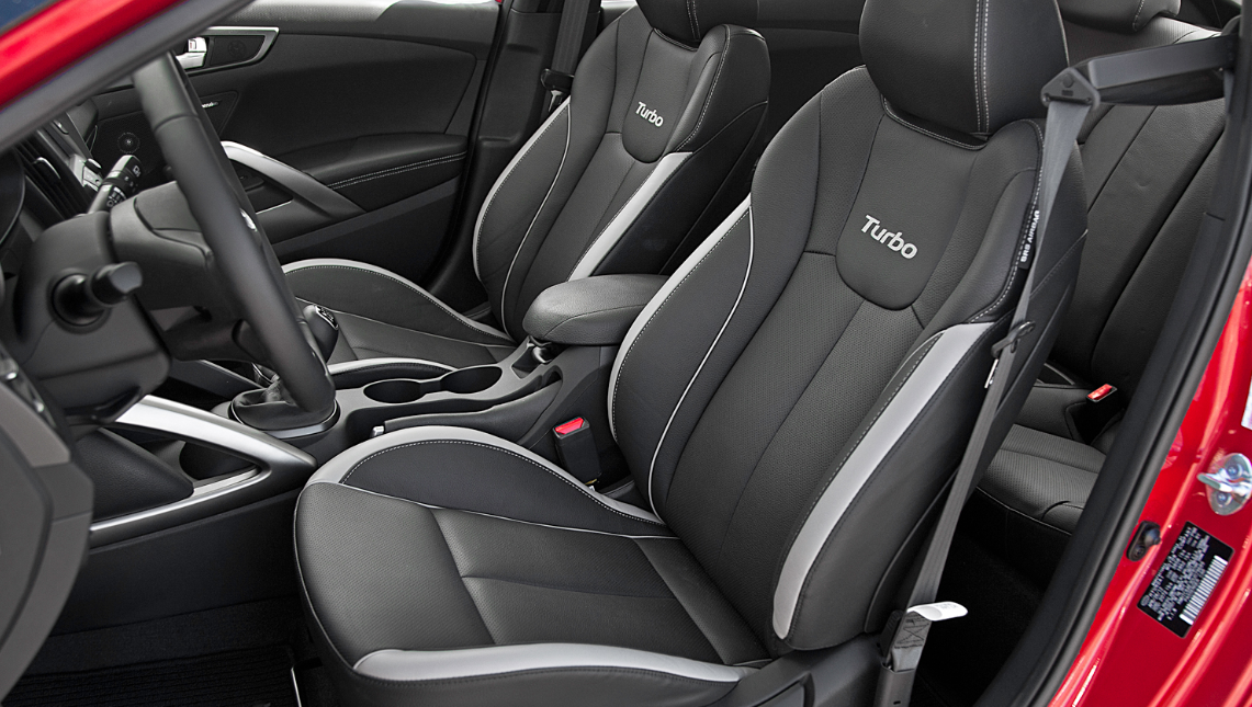 2021 Hyundai Veloster Interior