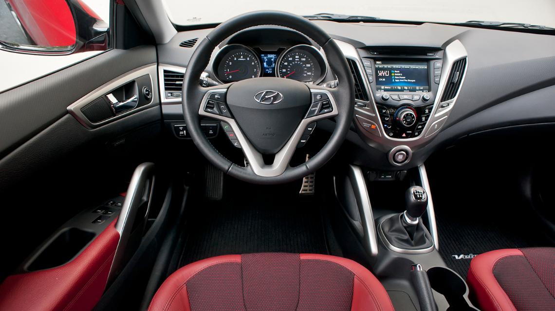 2021 Hyundai Veloster N Interior