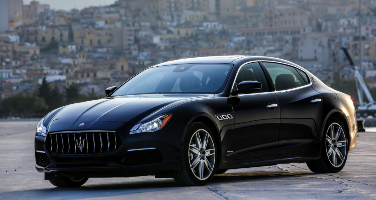 2021 Maserati Quattroporte Exterior