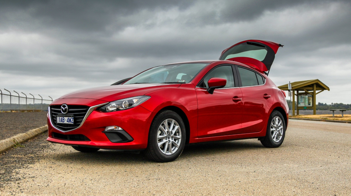 2021 Mazda 3 Exterior