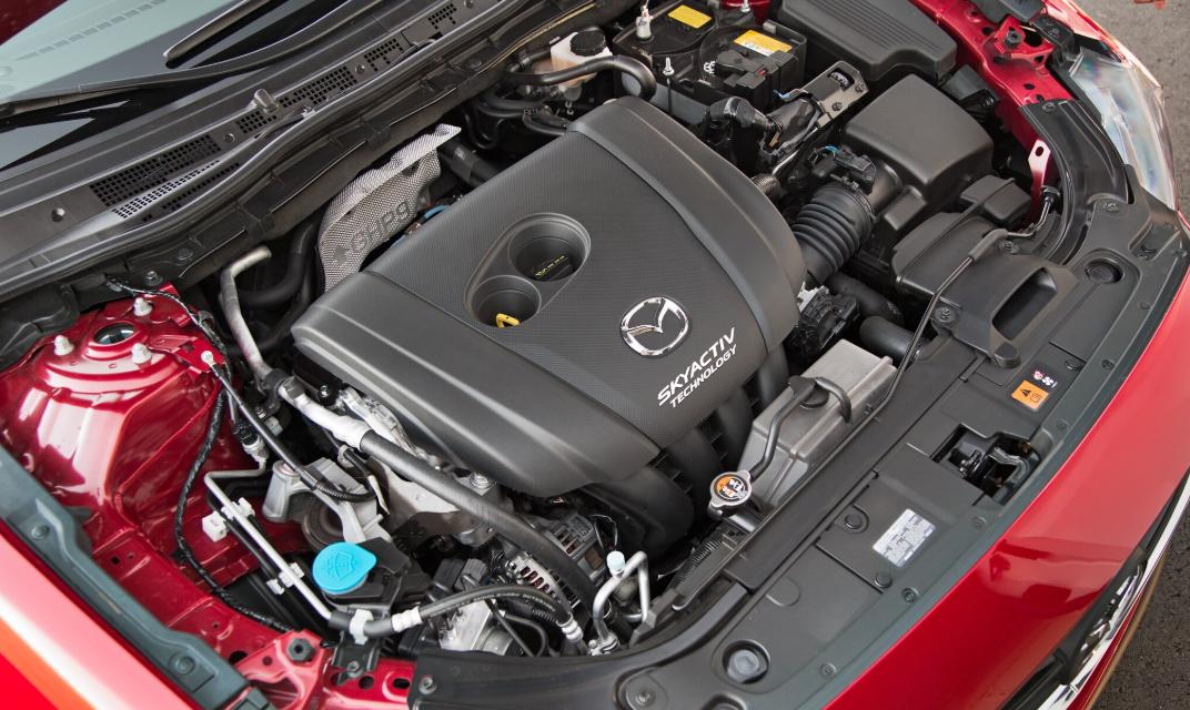 2021 Mazda CX 9 Engine