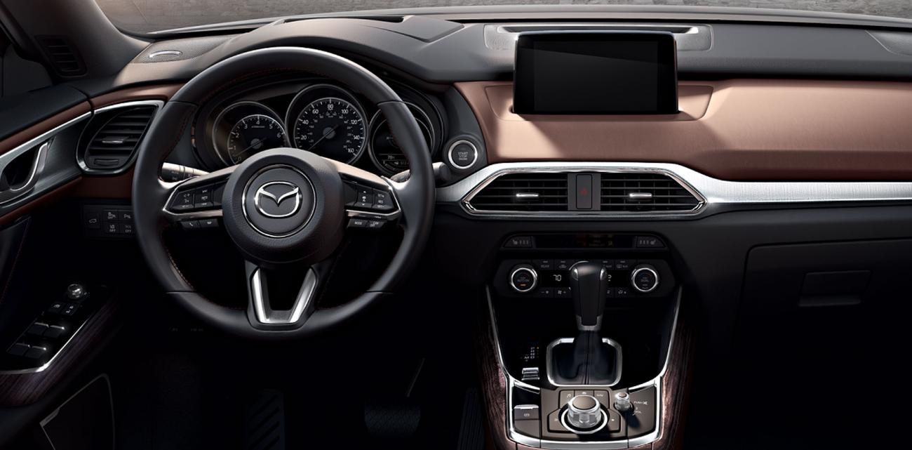 2021 Mazda CX 9 Interior