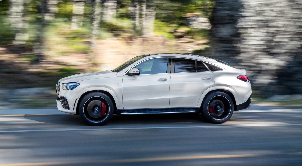 2021 Mercedes GLE 53 Coupe Exterior