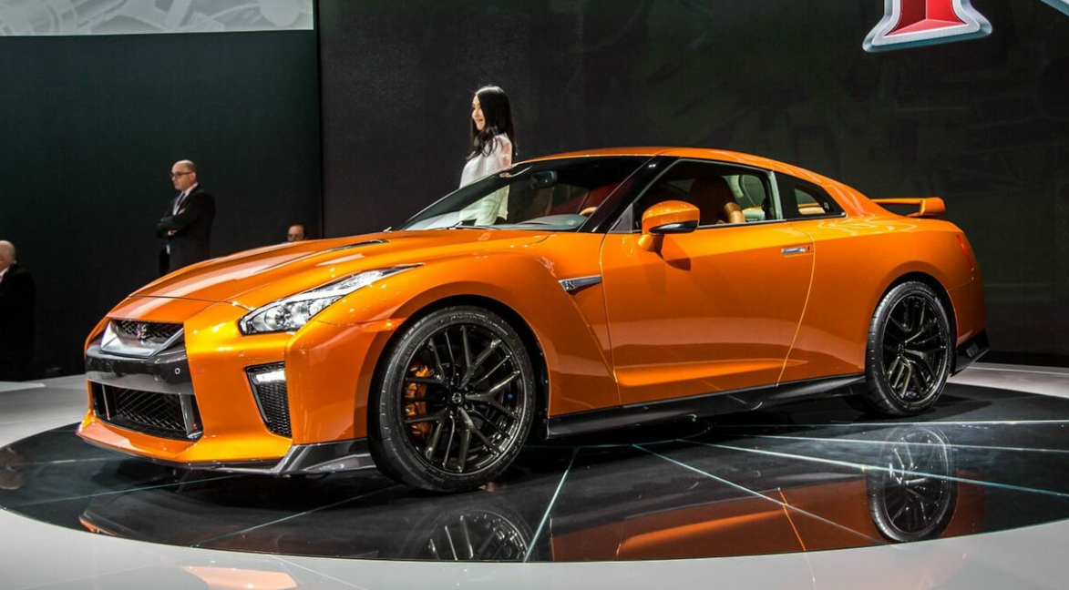 2021 Nissan GTR Exterior