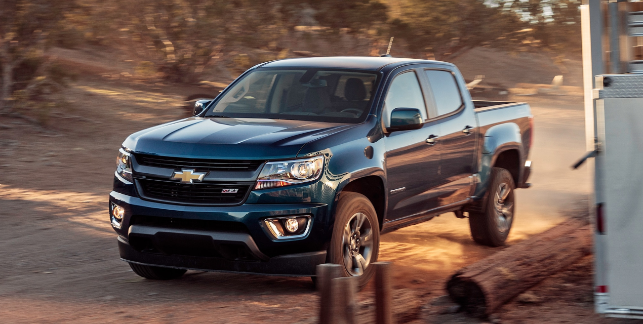 2022 Chevrolet Colorado Exterior