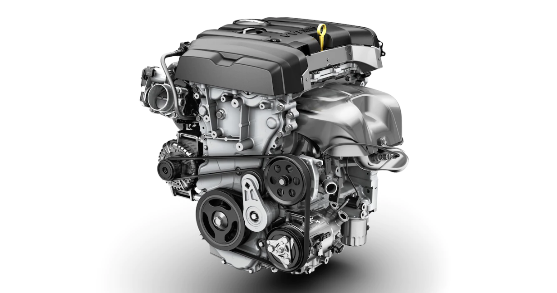 2022 Chevy Colorado Engine
