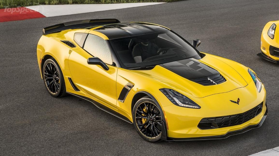 2022 Chevy Corvette Exterior