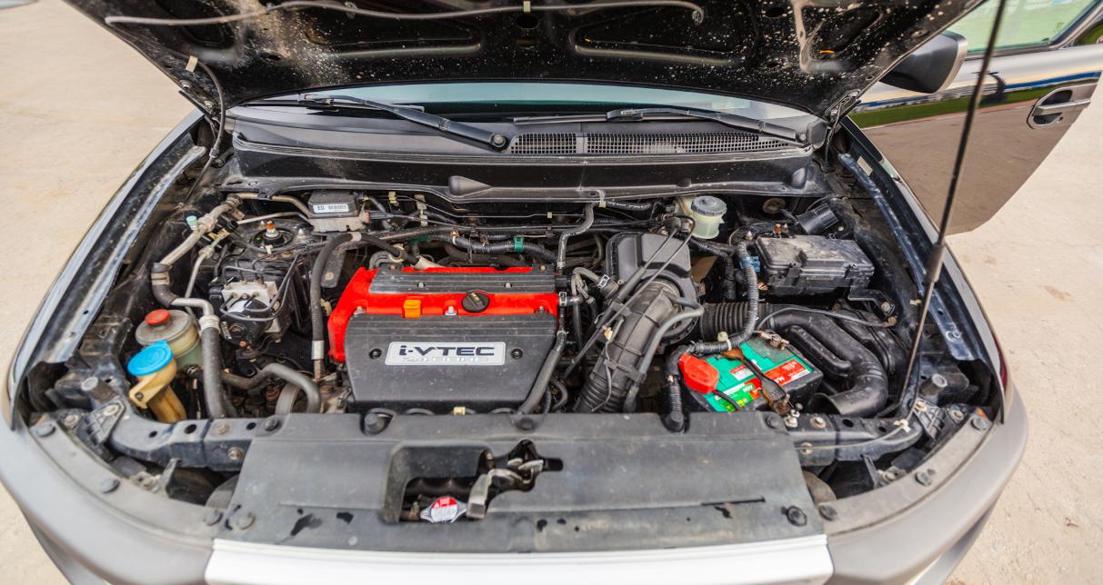 2022 Honda Element Engine