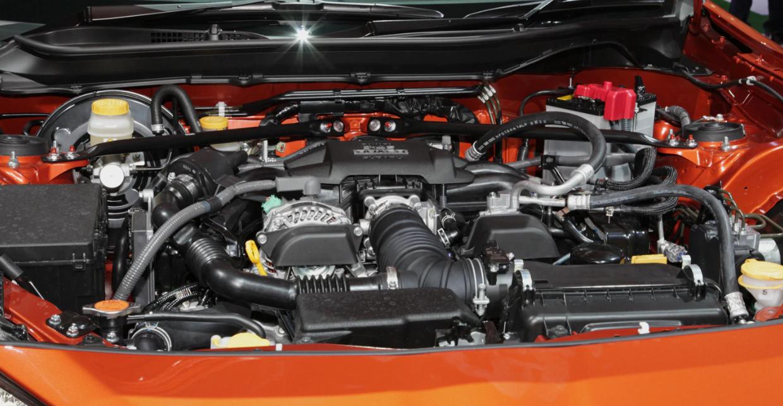2022 Toyota 86 Engine