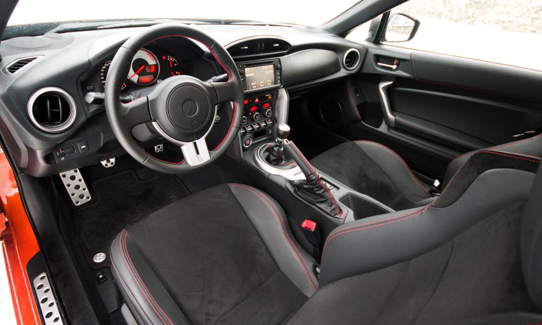 2022 Toyota 86 Interior