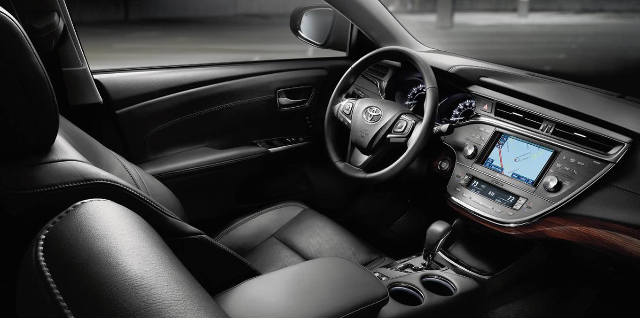 2022 Toyota Avalon Interior