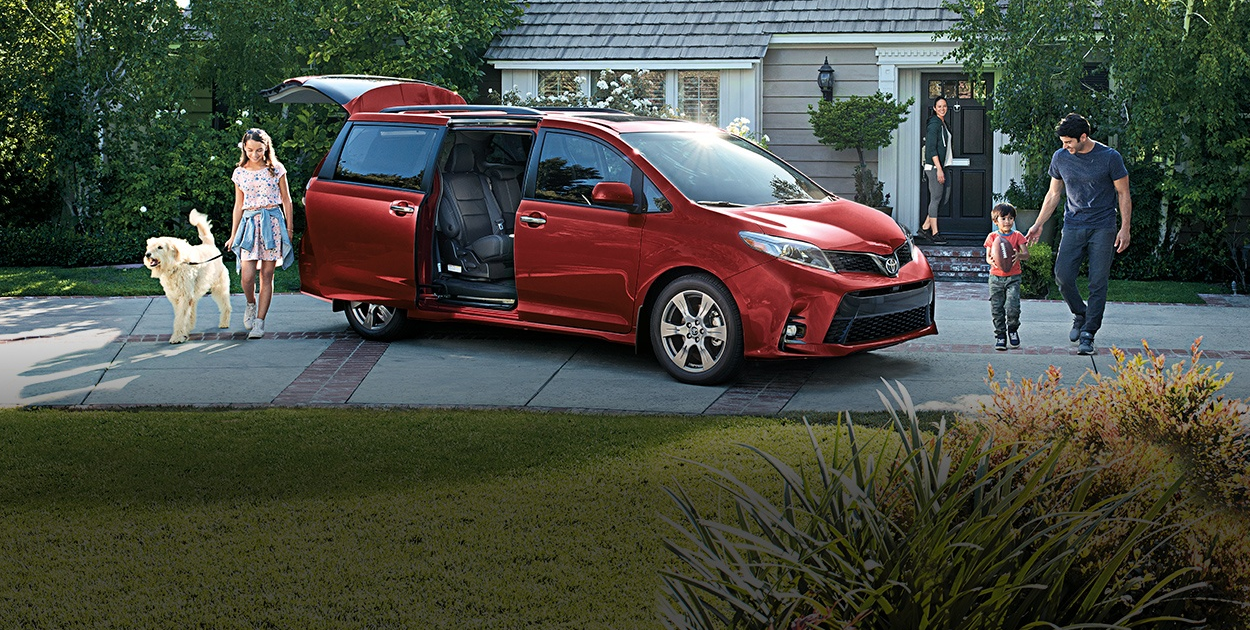 2022 Toyota Sienna Exterior