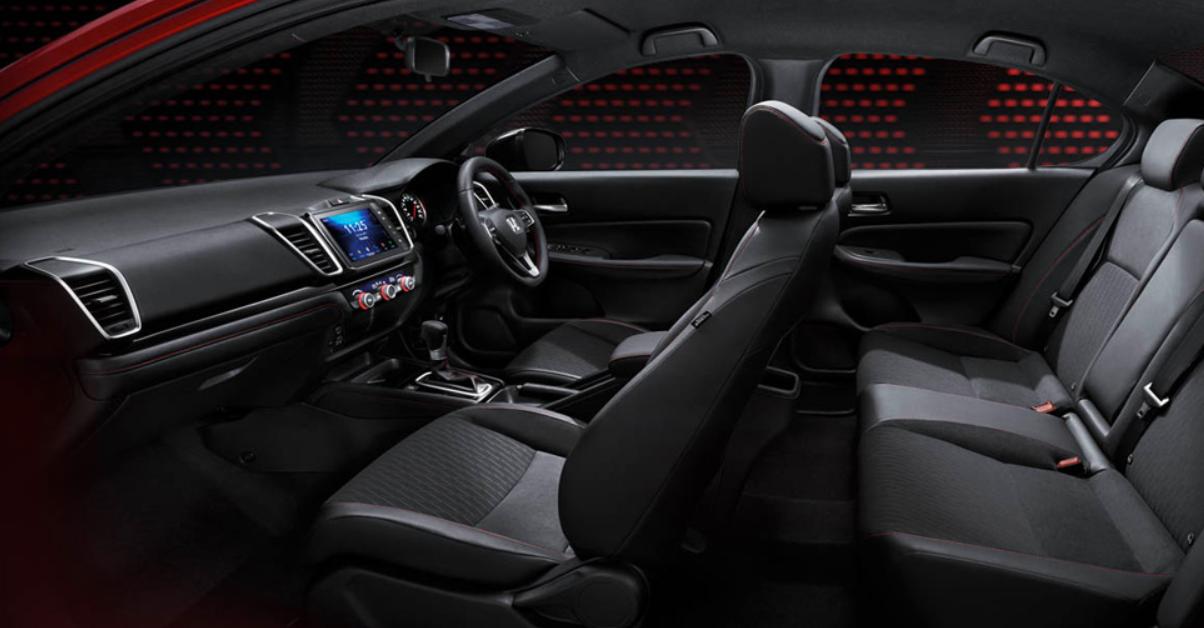 Honda City 2022 Interior