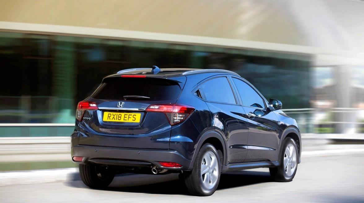 Honda HRV 2022 Engine