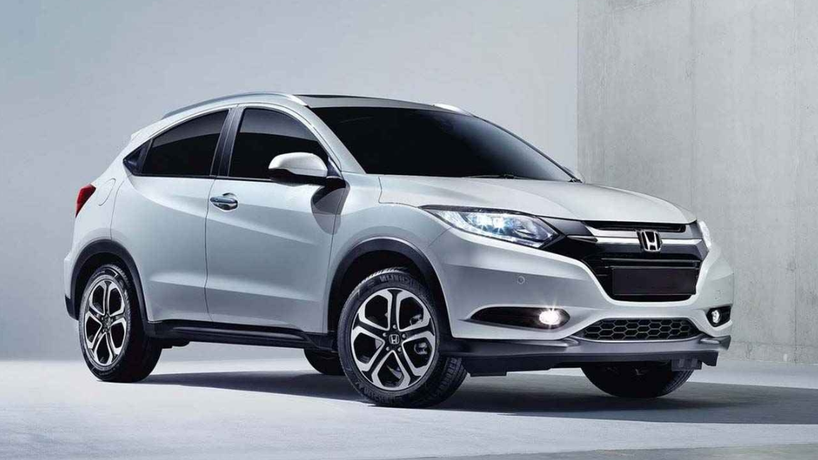 Honda HRV 2022 Exterior
