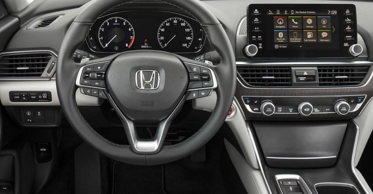 Honda HRV 2022 Interior