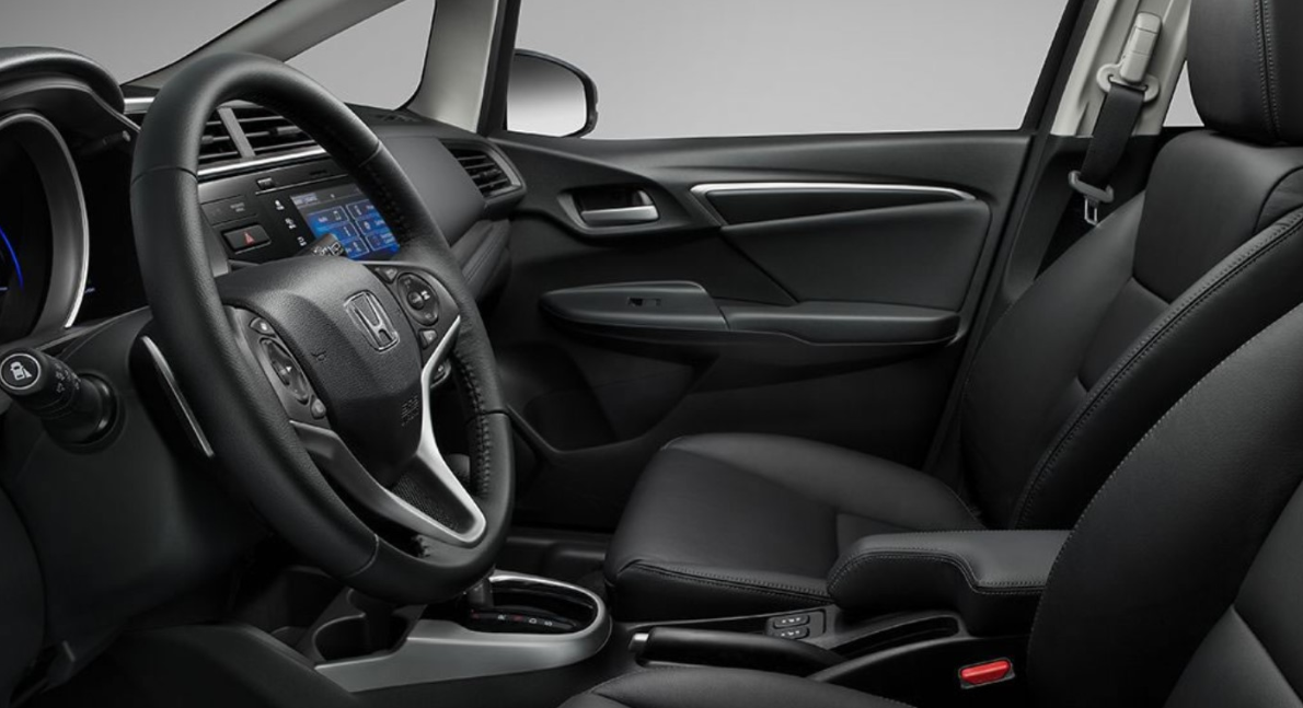 Honda Jazz 2022 Interior