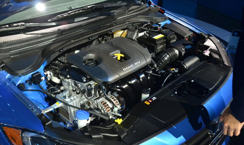 Hyundai Elantra 2021 Engine