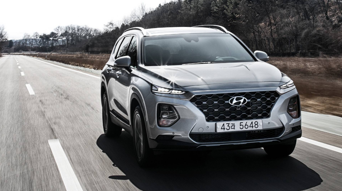 Hyundai Santa Fe 2021 Exterior