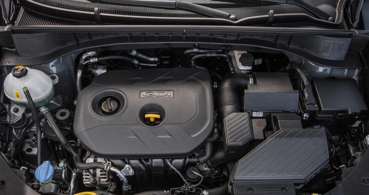 Hyundai Tucson 2021 Engine