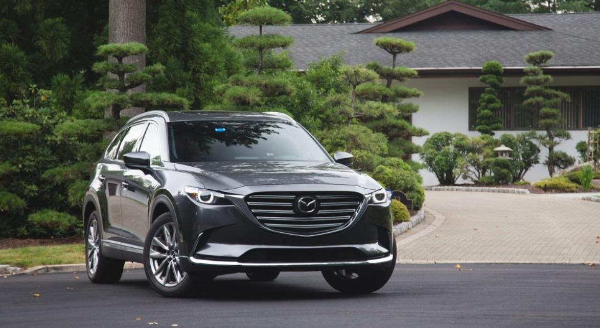 Mazda CX 9 2021 Exterior