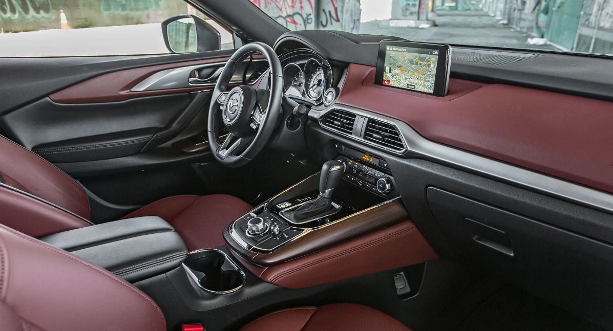 Mazda CX 9 2021 Interior