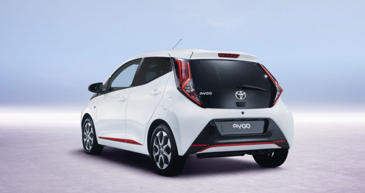 Toyota Aygo 2022 Engine