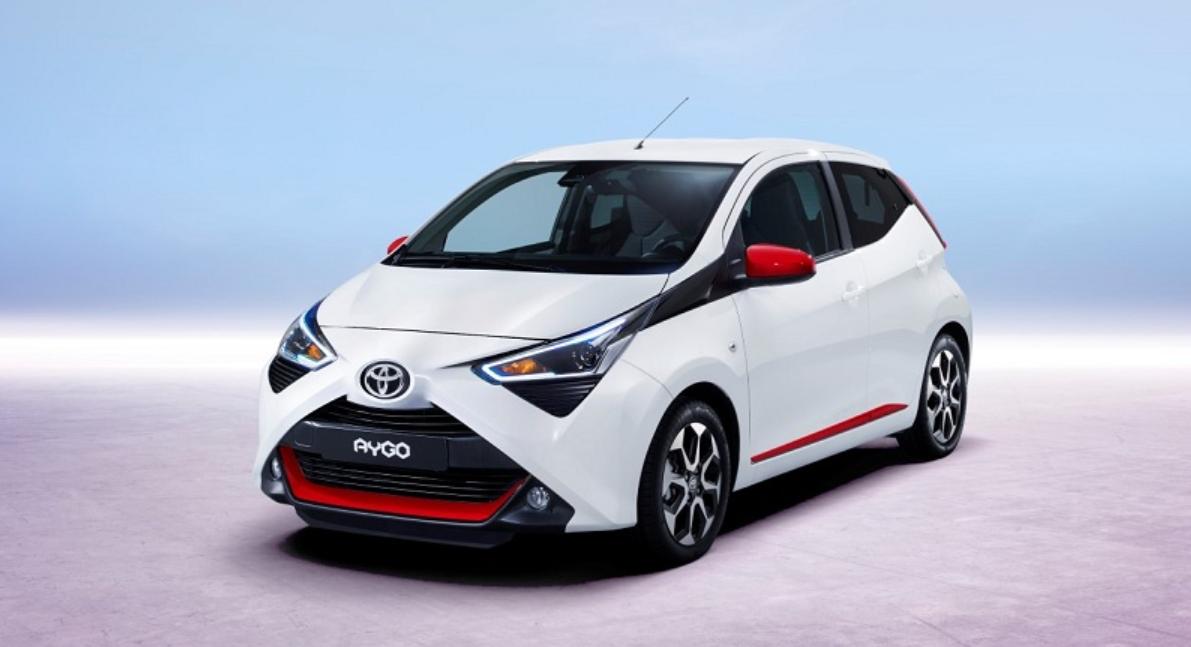 Toyota Aygo 2022 Exterior