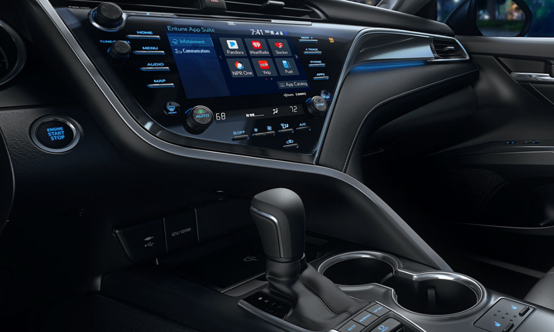 Toyota Camry 2022 Interior
