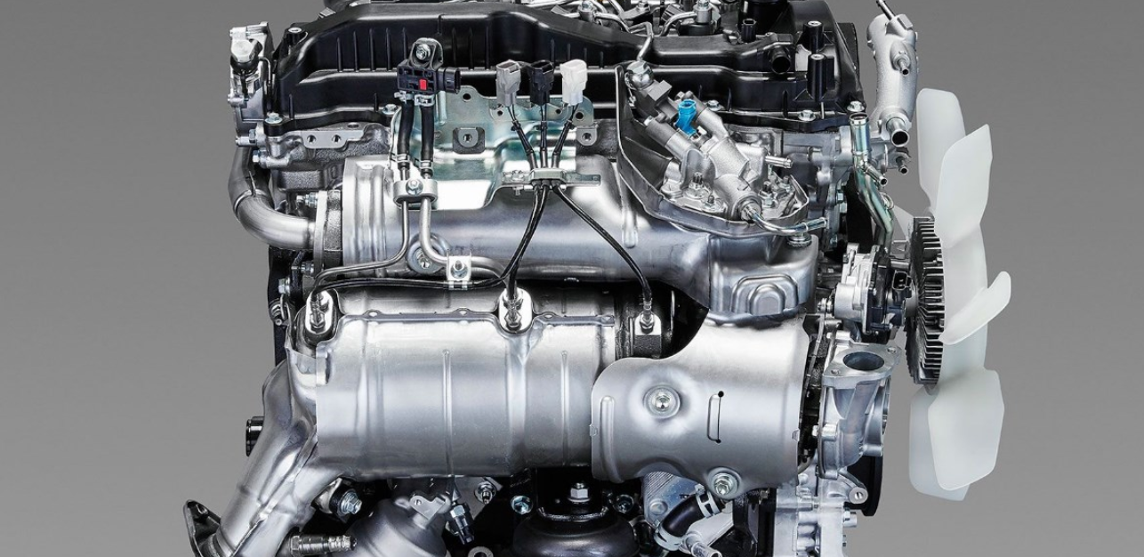 Toyota Hilux 2022 Engine