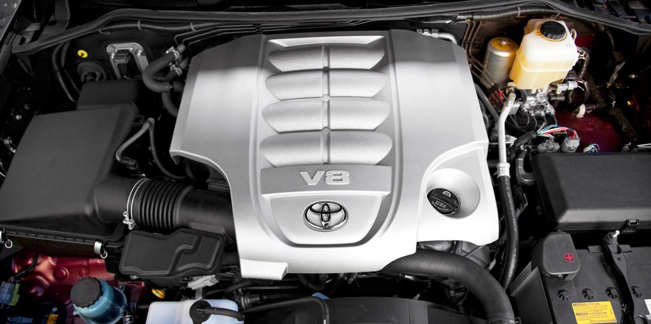 Toyota Land Cruiser 2022 Engine