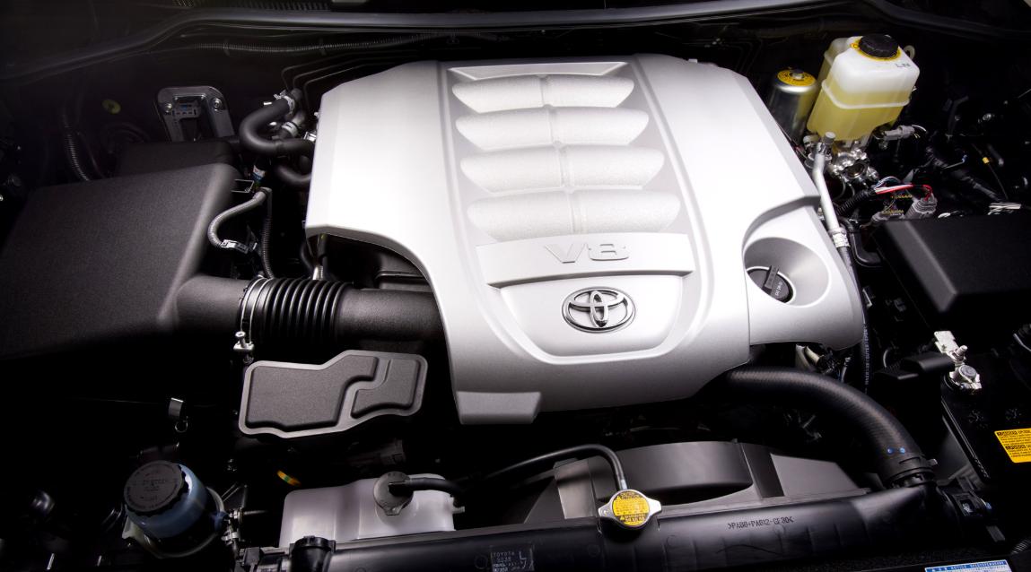 Toyota Prado 2022 Engine