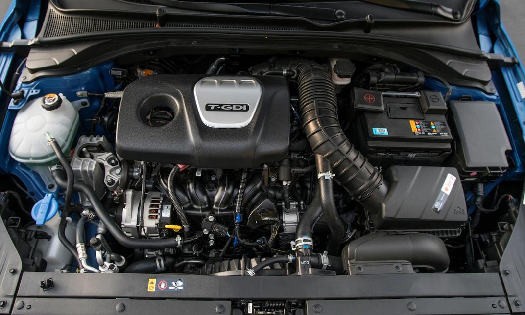 2020 Hyundai Elantra GT Engine