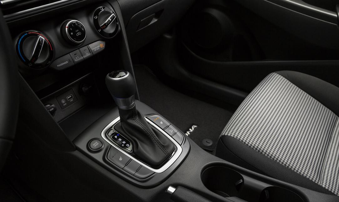 2020 Hyundai Kona SEL Interior