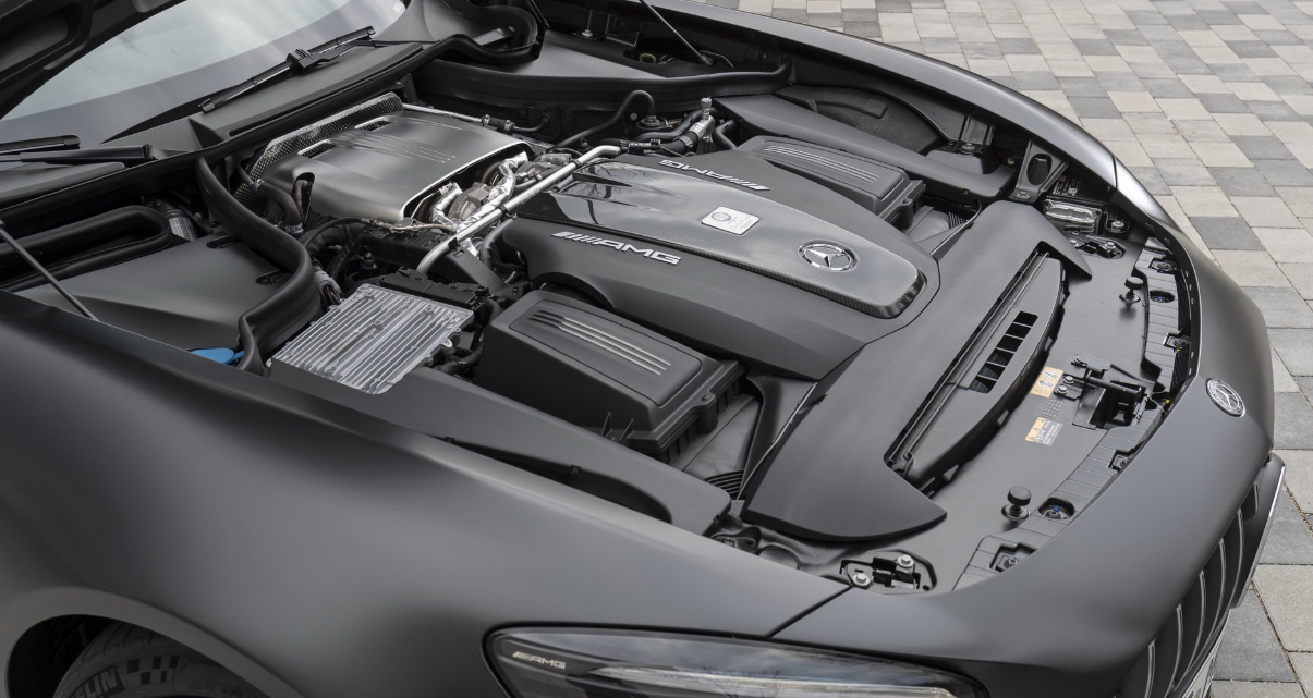 2020 Mercedes AMG GTR Engine