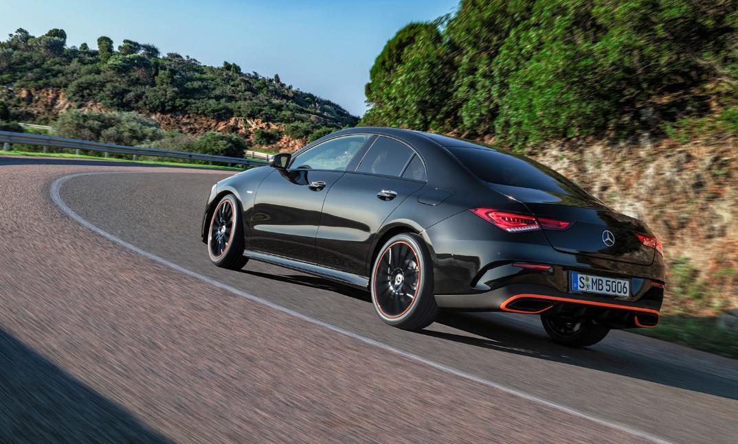 2020 Mercedes Benz CLA Engine
