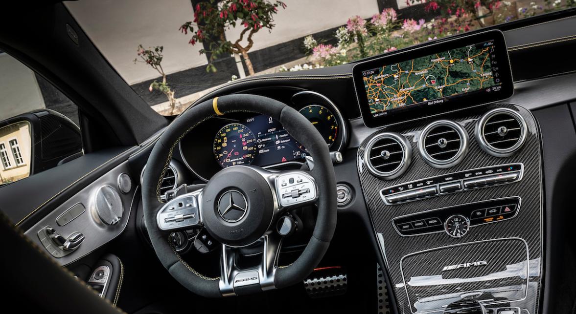 2020 Mercedes C 63 AMG Interior