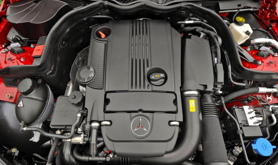 2020 Mercedes C Class Engine
