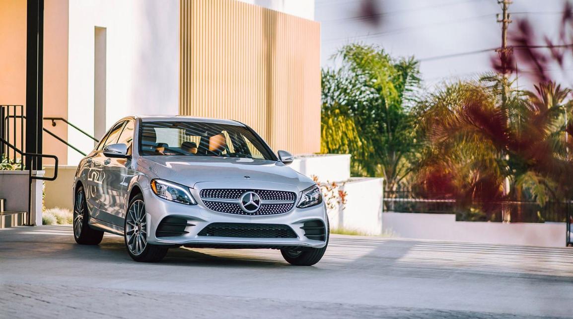 2020 Mercedes C Class Exterior
