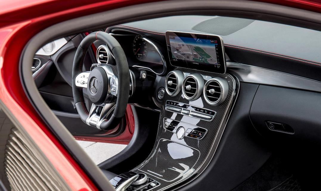 2020 Mercedes C Class Interior