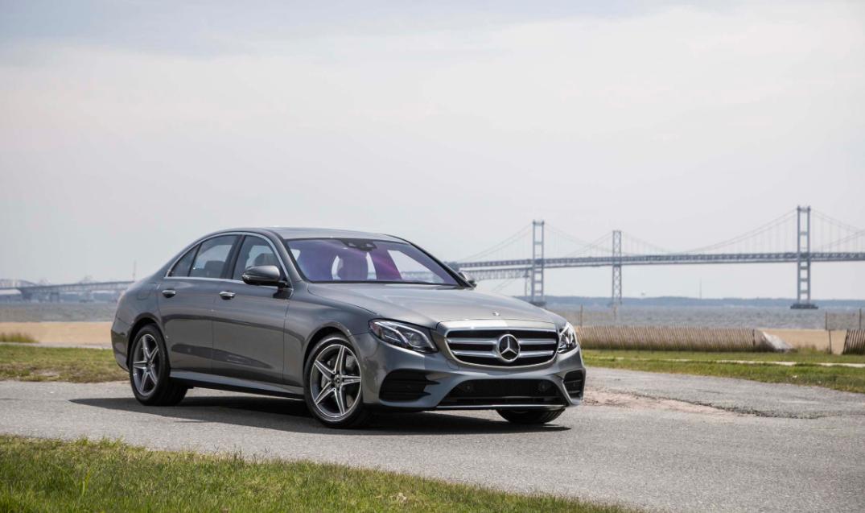 2020 Mercedes E450 Exterior