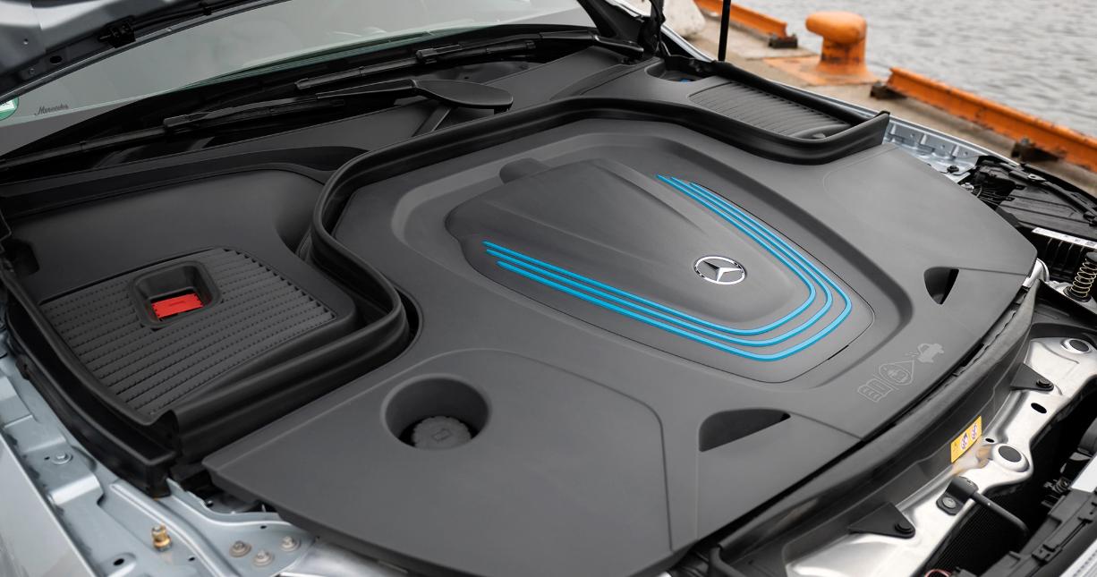 2020 Mercedes EQC Engine