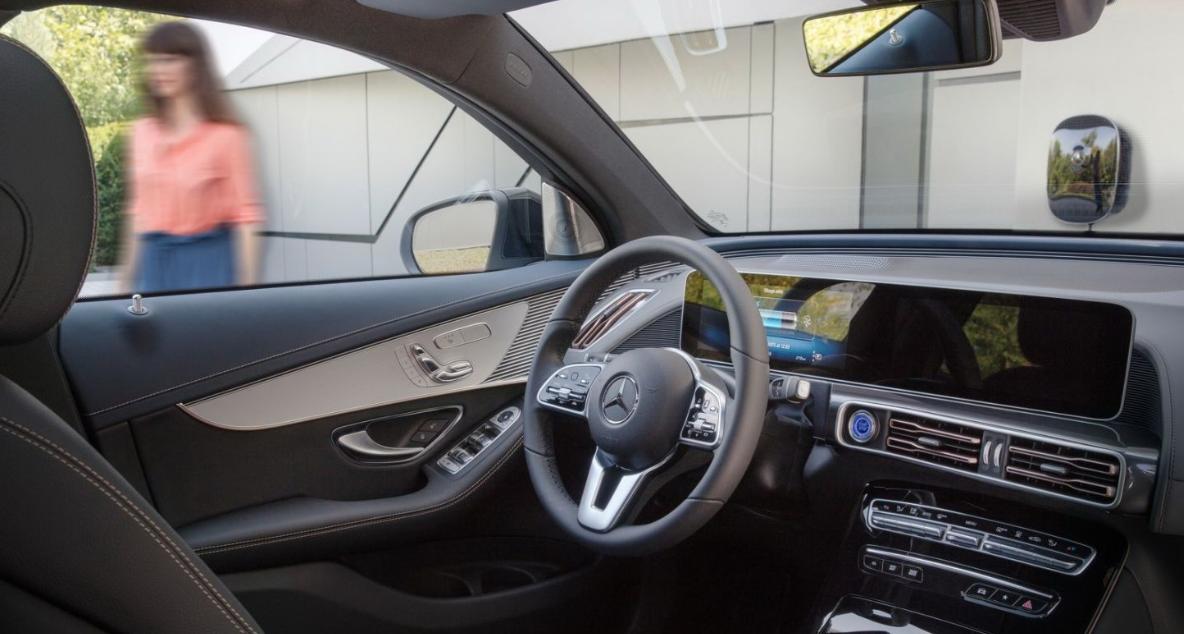 2020 Mercedes EQC Interior