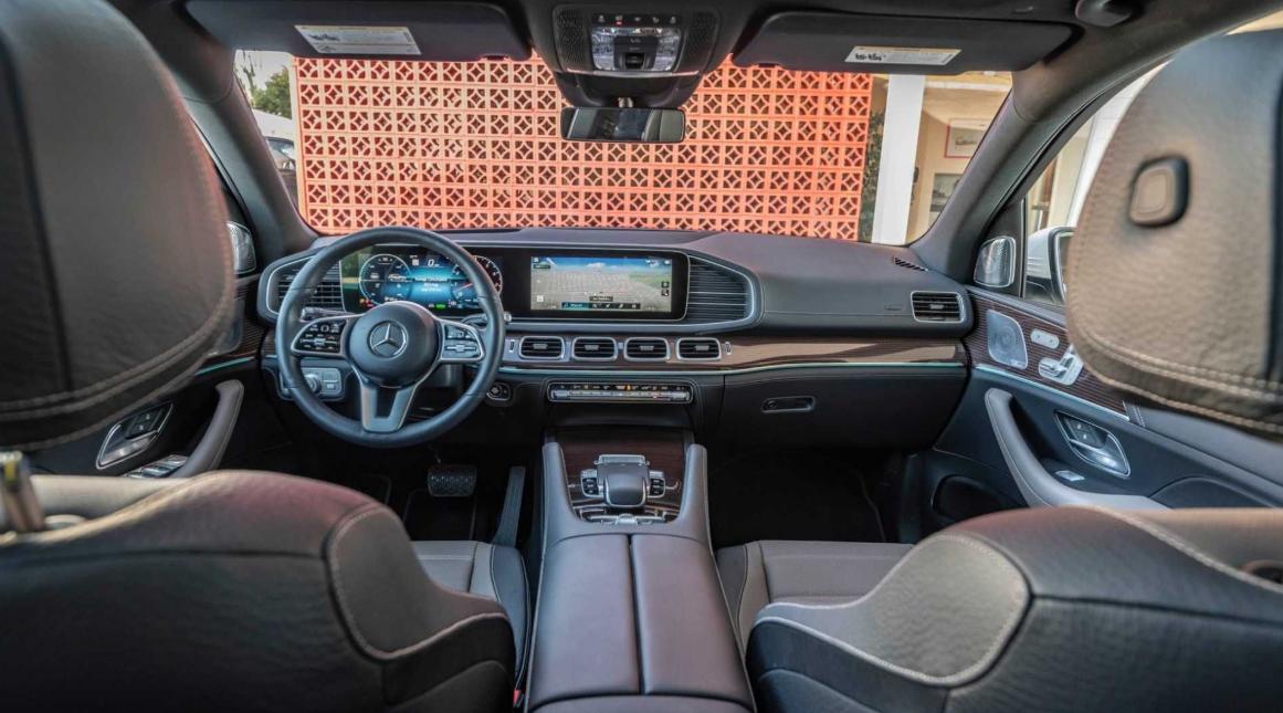 2020 Mercedes GLE 450 Interior