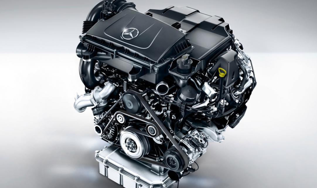 2020 Mercedes Sprinter Engine