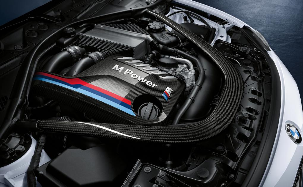 2021 BMW M2 Engine